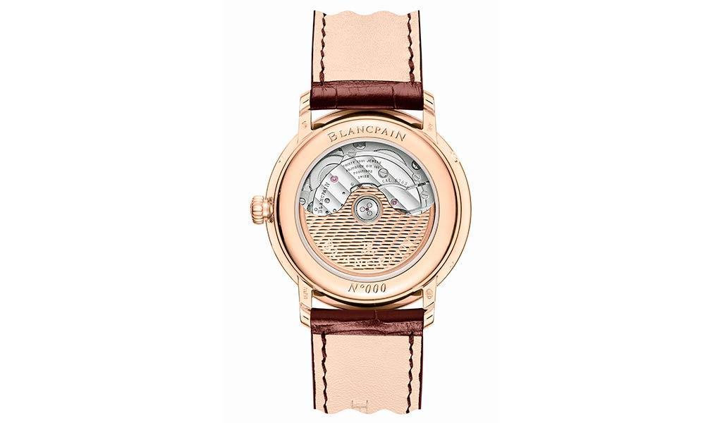 Наручные часы с календарем Blancpain