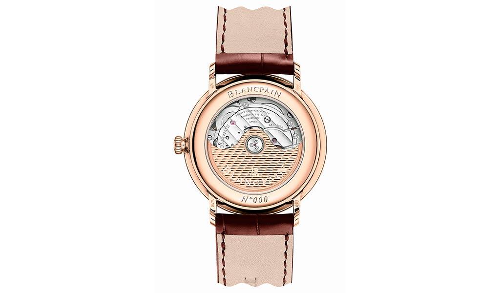 Новинка ультратонкие часы Villeret от Blancpain
