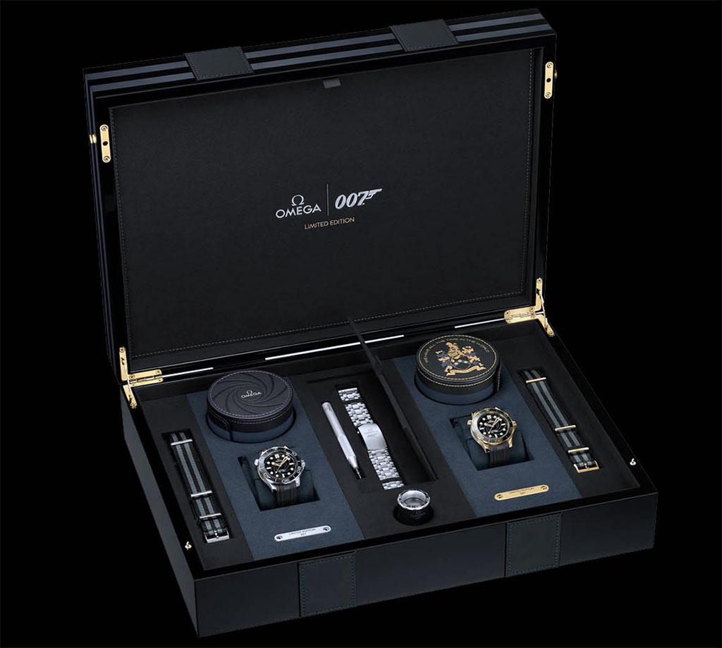 Часы агента 007