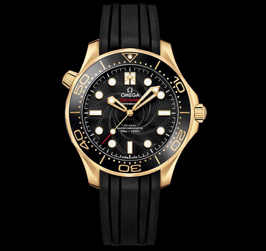 Часы Seamaster Diver 300M Limited Edition