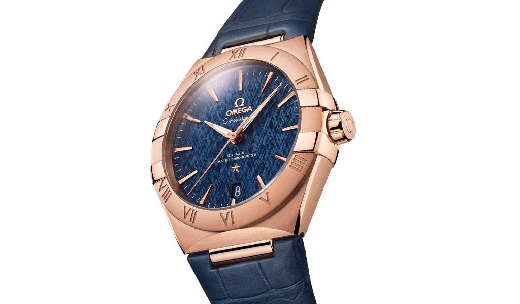 Наручные часы Omega Constellation
