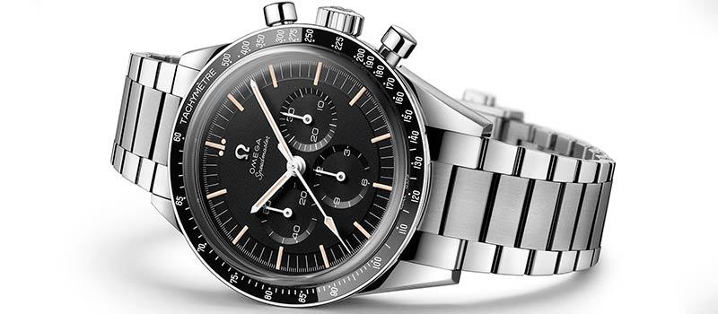 Бренд OMEGA представляет лунные часы Speedmaster 321