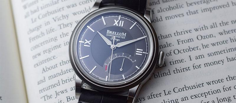 Часы Brellum ограниченная серия