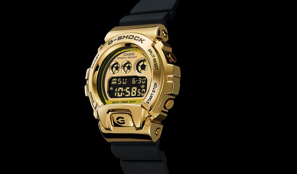 Наручные часы Casio G-SHOCK GM-6900