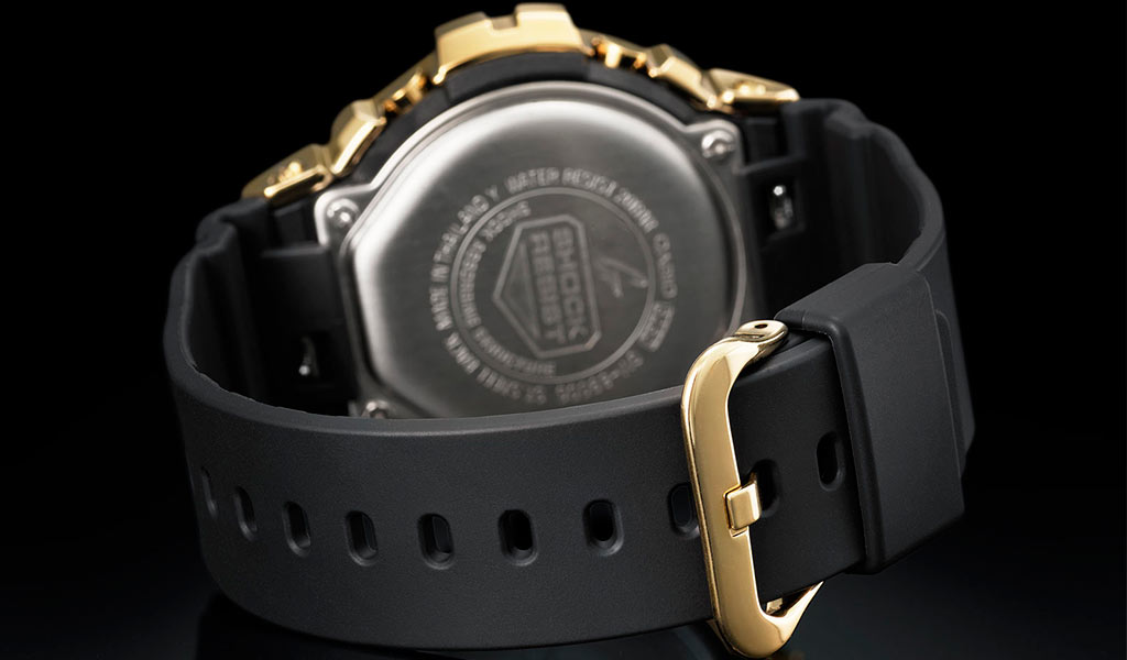 Часы наручные Casio G-SHOCK GM-6900