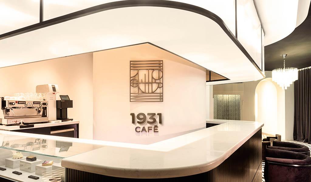 Новое кафе 1931 Cafe