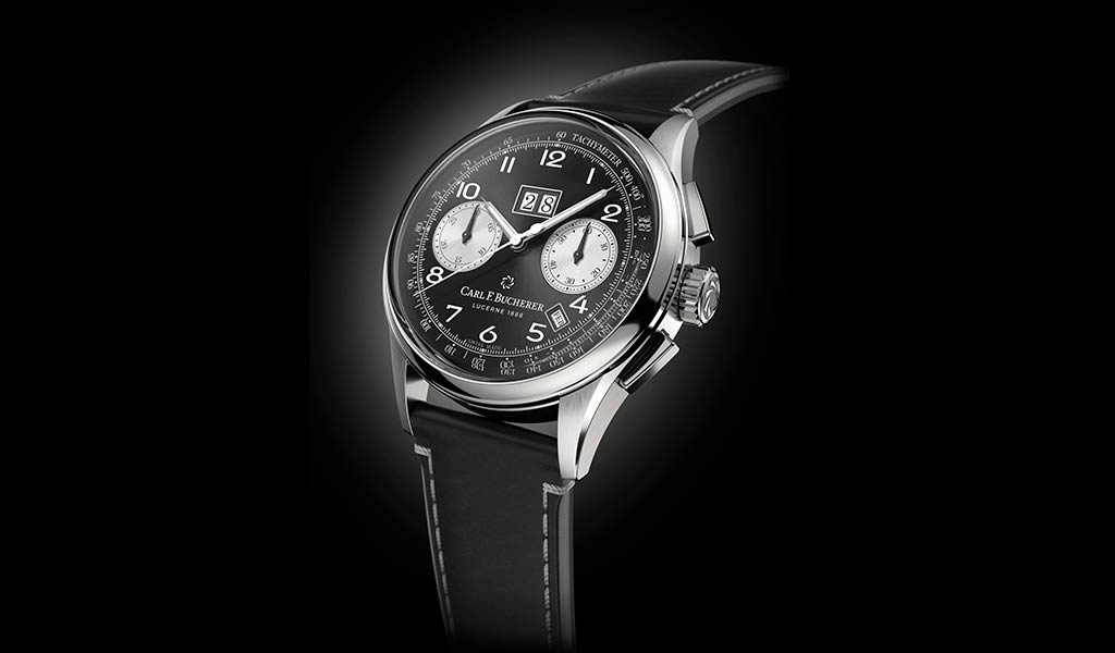 Швейцарские часы Heritage BiCompax Annual