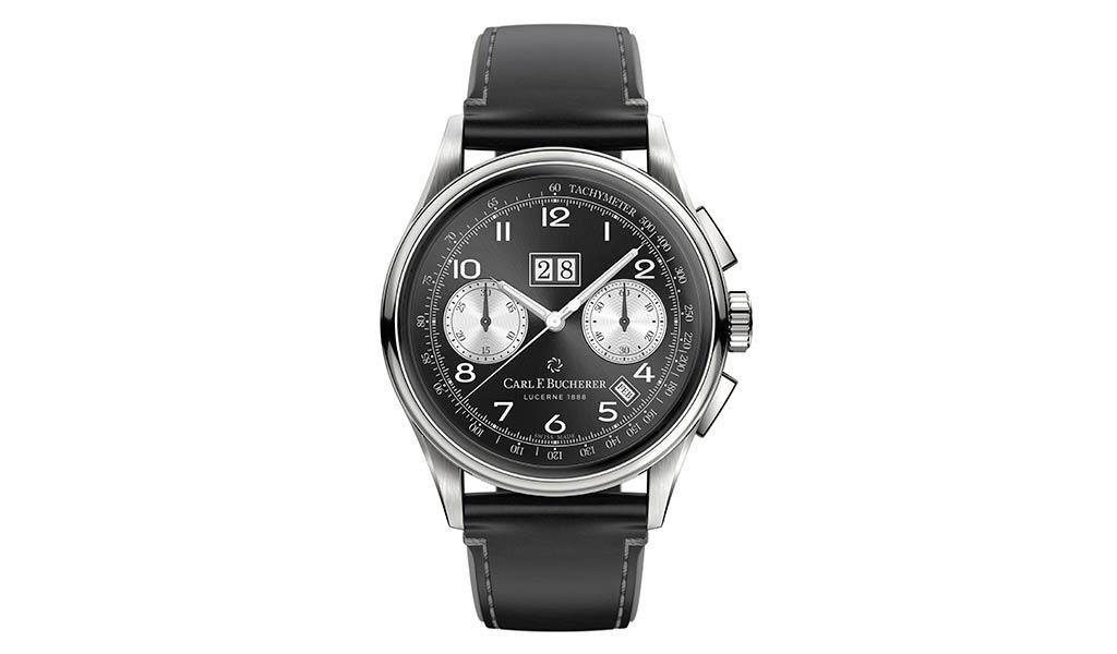 Новые швейцарские часы Heritage BiCompax Annual