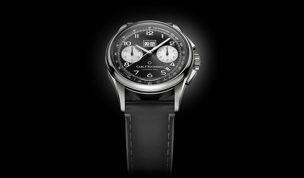 Новые наручные часы Heritage BiCompax Annual