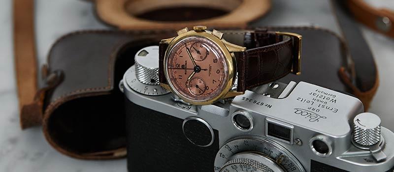 Carl F. Bucherer представляет новую модель своих легендарных часов Heritage BiCompax Annual