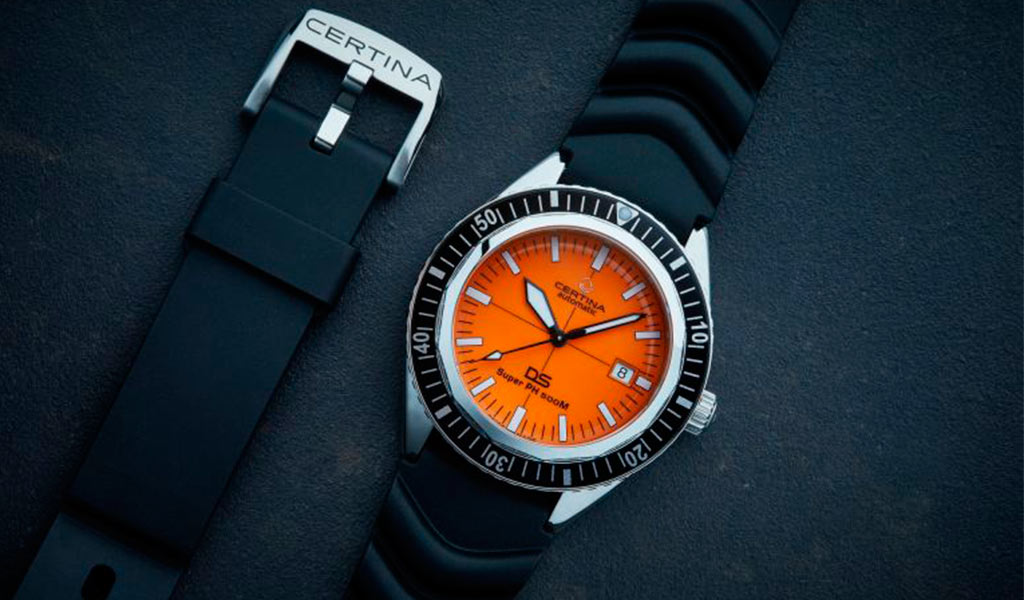 Часы для дайвинга Certina DS Super PH500M