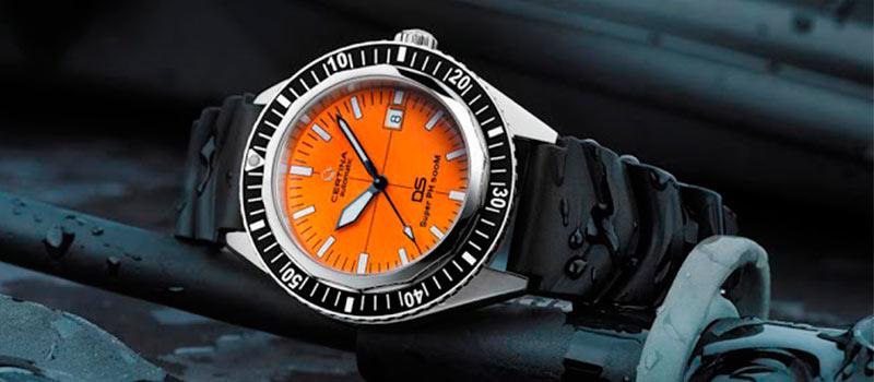 Дайверские часы с историей и характером Certina DS Super PH500M Special Edition