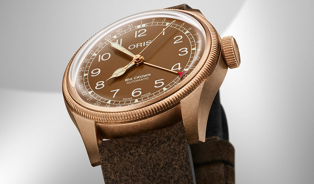 Наручные часы Oris