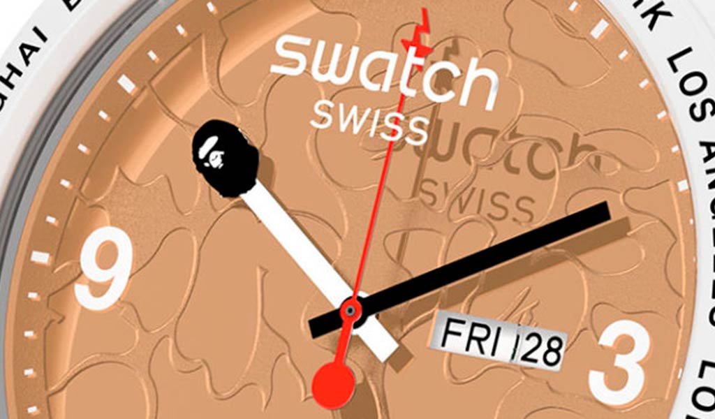 Новые наручные часы Swatch