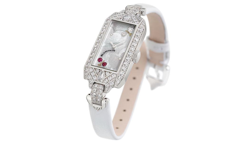Часы Blancpain Saint-Valentin 2020