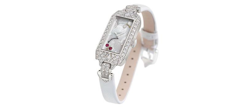 Ювелирные часы как ода любви
