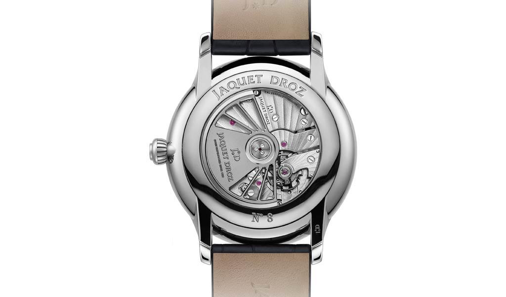 Новые часы Grande Seconde Moon
