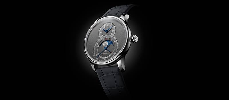 Новые «лунные» наручные часы Grande Seconde Moon