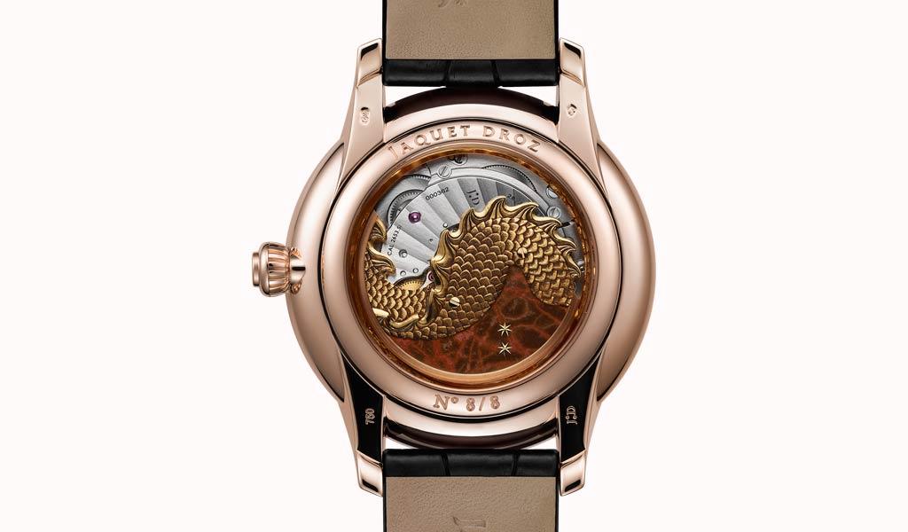 Новые наручные часы Petite Heure Minute Relief  Dragon