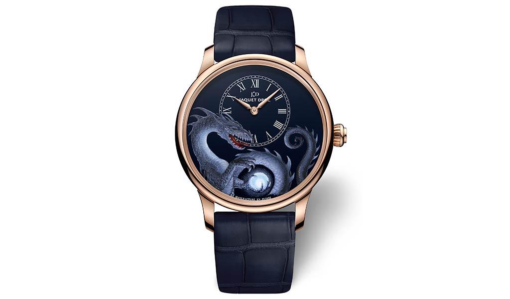 Наручные механические часы Jaquet Droz
