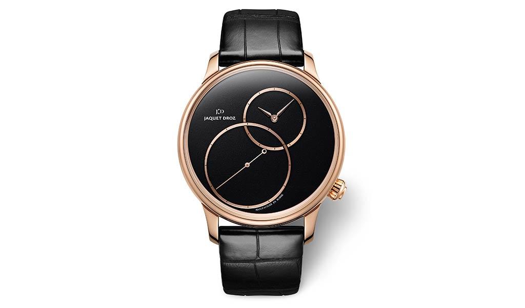 Новые наручные часы Jaquet Droz