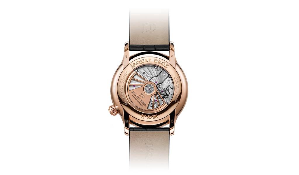 Новые часы Grande Seconde Off-Сentered