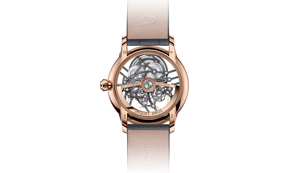 Часы Grande Seconde Skelet-One
