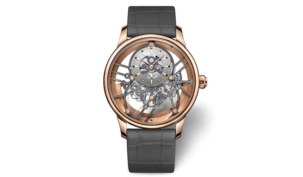 Наручные часы Grande Seconde Skelet-One