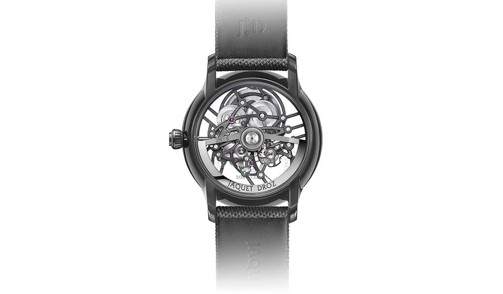 Новые часы Grande Seconde Skelet-One