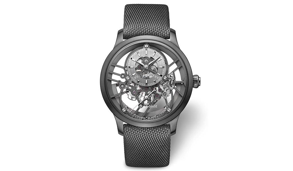 Новые наручные часы Grande Seconde Skelet-One