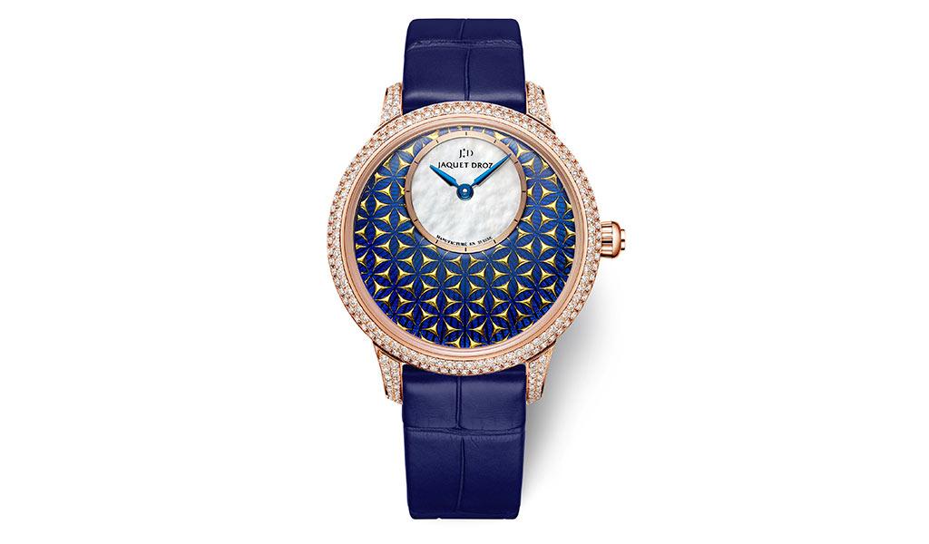 Новые часы от Jaquet Droz