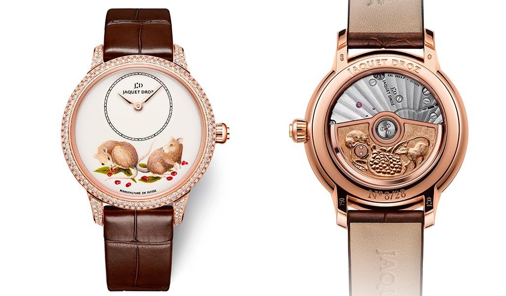 Часы Petite Heure Minute