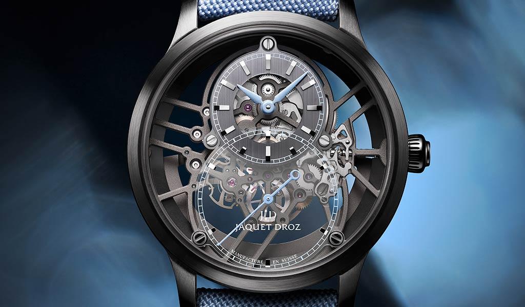 Механические наручные часы Grande Seconde Skelet-One