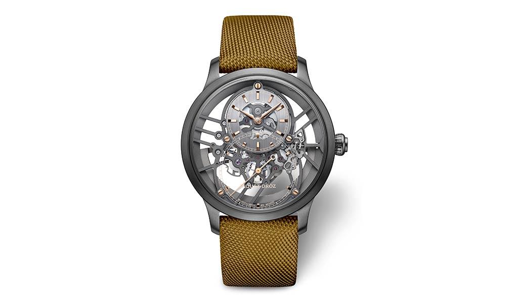 Механические наручные часы Jaquet Droz