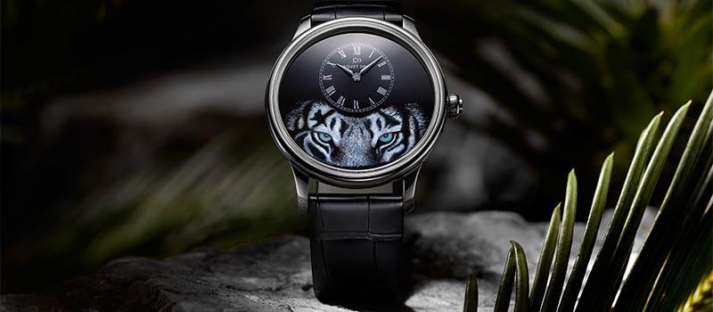 Наручные часы Petite Heure Minute «Tiger»