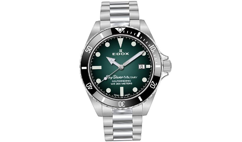 Часы Skydiver Military Limited Edition