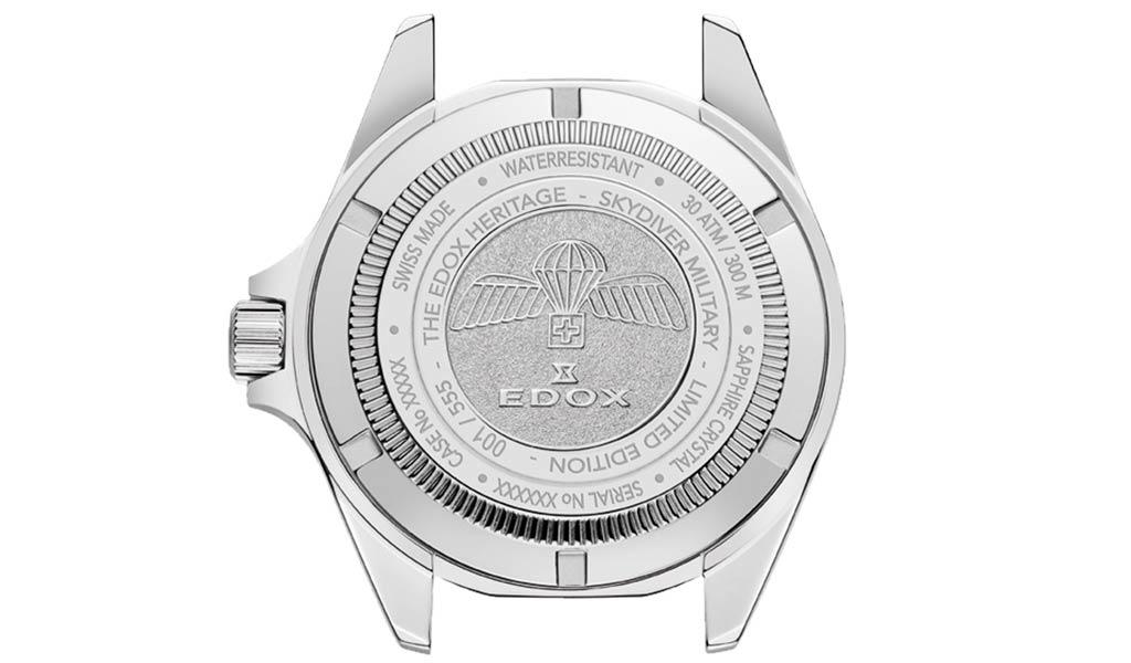 Наручные часы Edox