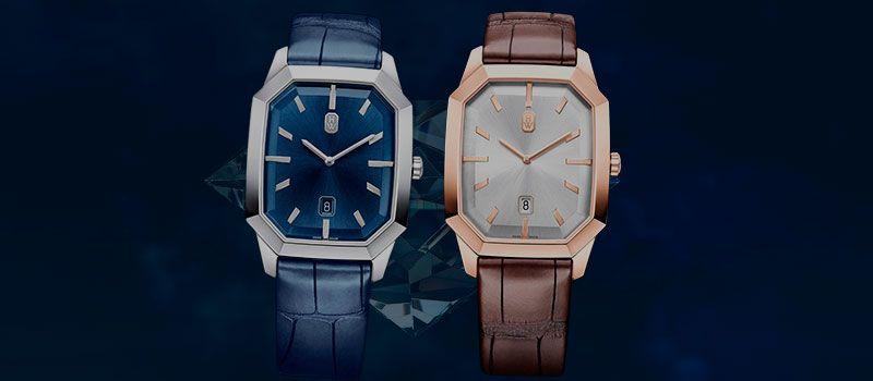 Часы Harry Winston из коллекции «Emerald»