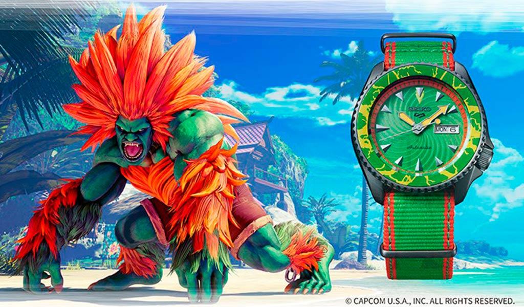 Наручные часы Seiko Blanka