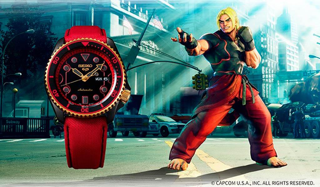 Наручные часы Seiko Ken
