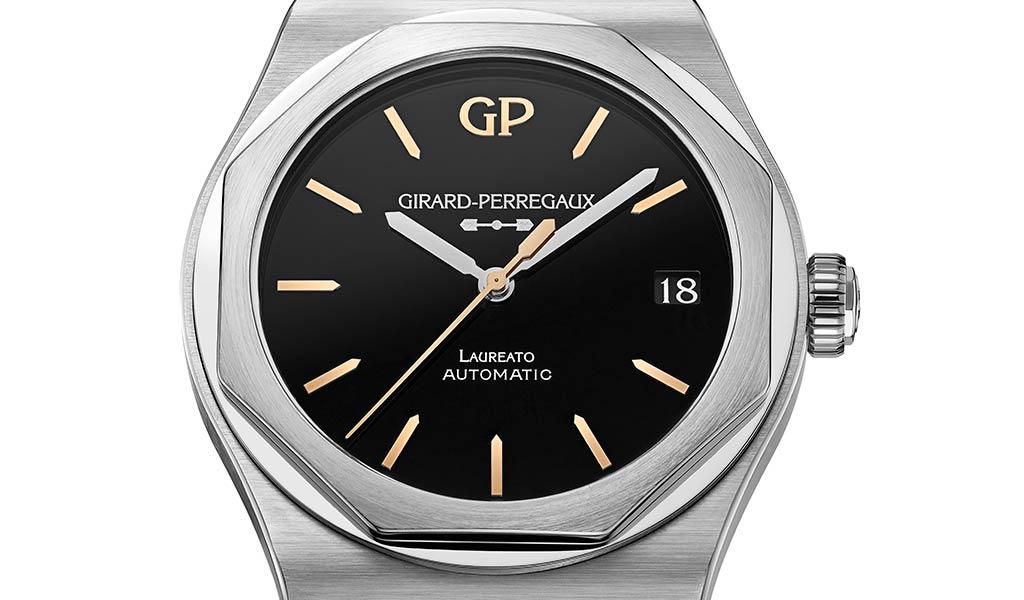 Новые часы Laureato Infinity Edition