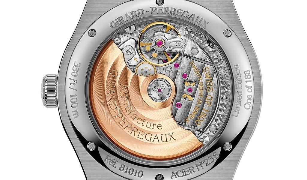 Новинка наручные часы Laureato Infinity Edition