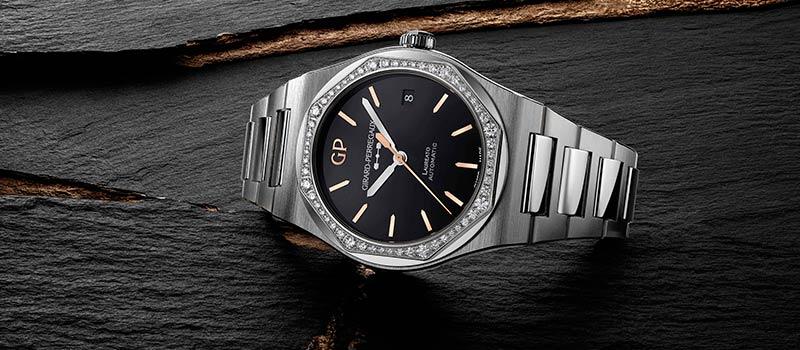 Наручные часы Laureato Infinity Edition – метафора долгого и плодотворного сотрудничества