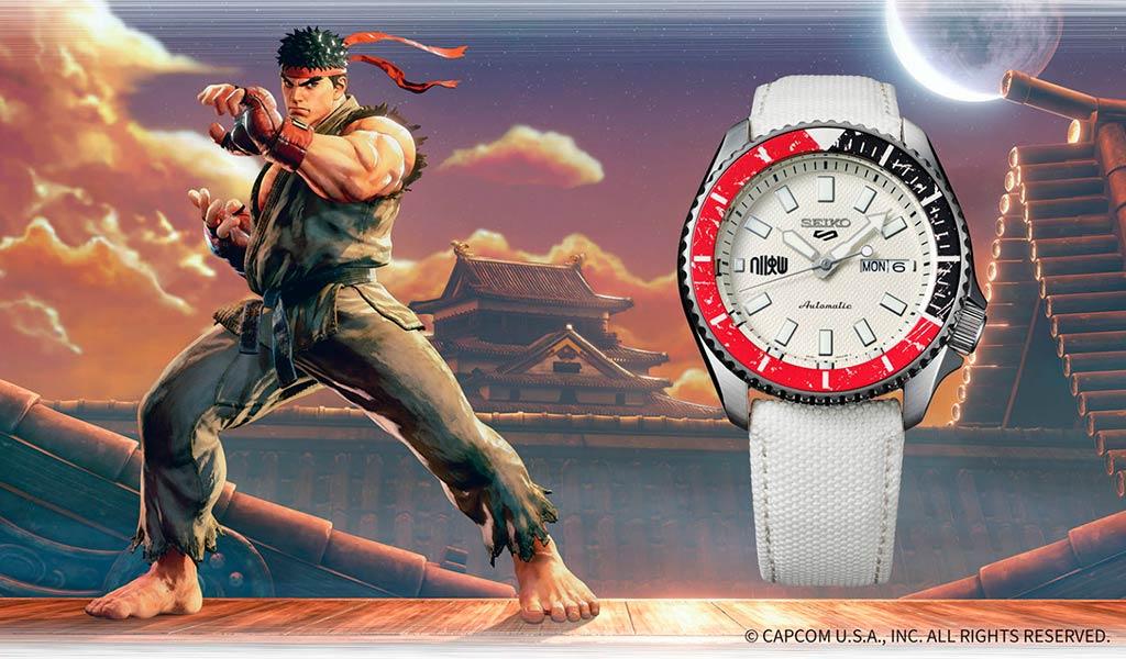 Наручные часы Seiko Ryu