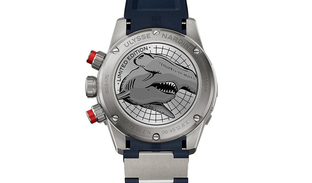 Наручные часы Hammerhead Shark