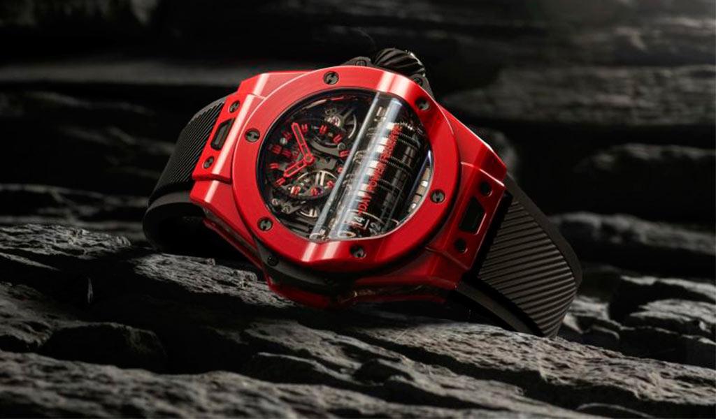 Наручные часы Big Bang MP-11 Red Magic