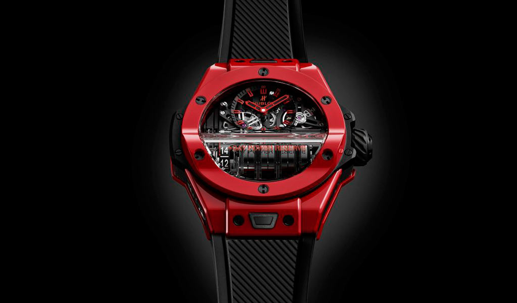 Часы Big Bang MP-11 Red Magic