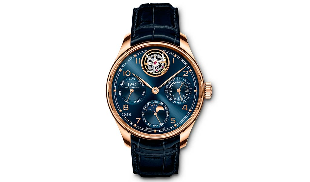 Новые наручные часы IWC