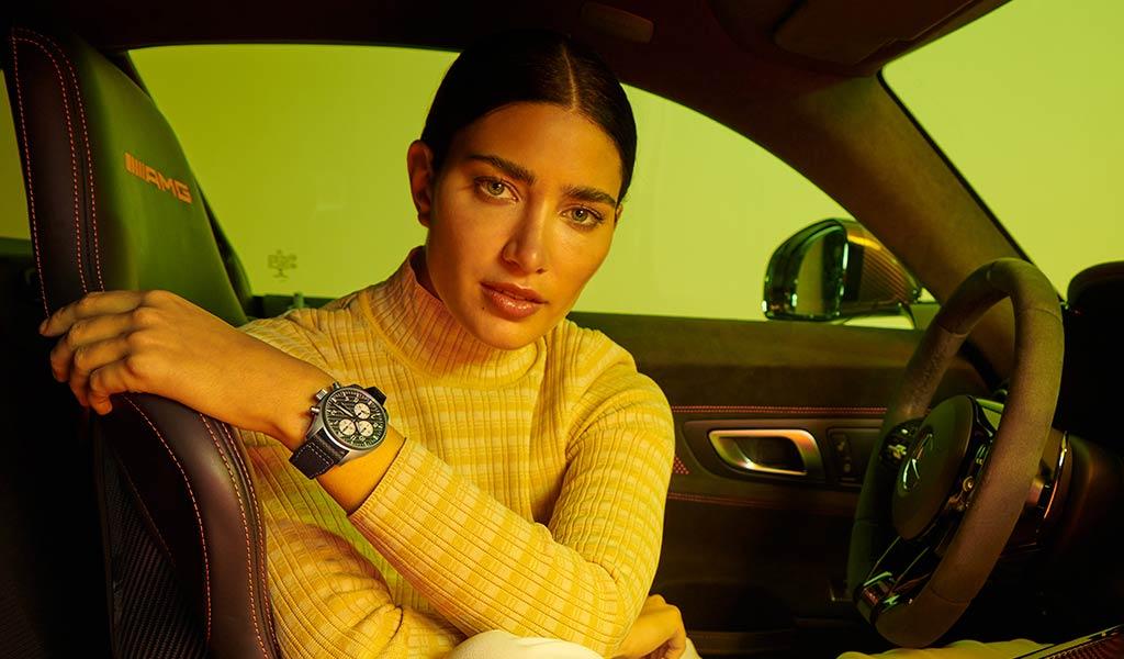 Новый хронограф Pilot's Watch Chronograph Edition «AMG»