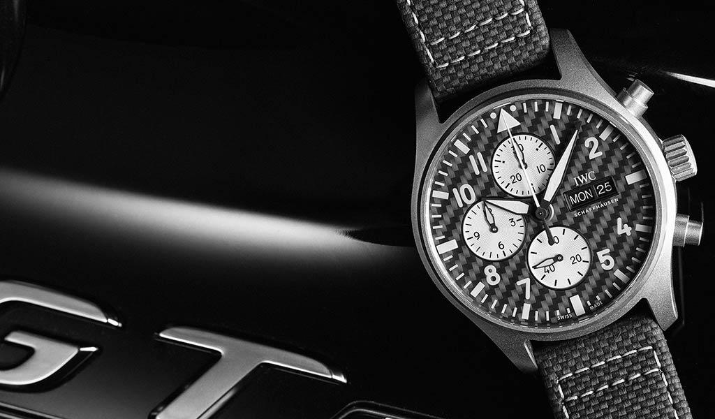 Новые часы Pilot's Watch Chronograph Edition «AMG»